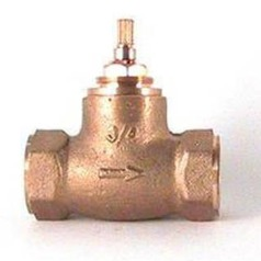 Cifial 3/4-Inch On/Off Volume Control Valve Rough 289.775.999