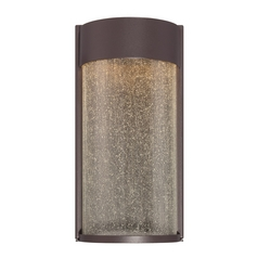 Modern Forms Rain Bronze LED Outdoor Wall Light
