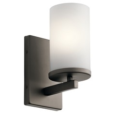Kichler Lighting Crosby Olde Bronze Sconce