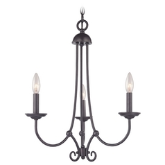 Cornerstone Lighting Williamsport Oil Rubbed Bronze Chandelier
