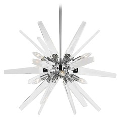 Feiss Lighting Thorne Chrome Chandelier