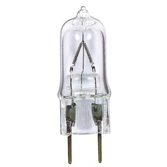 Halogen T4 Light Bulb Bi-Pin Base 2900K Dimmable