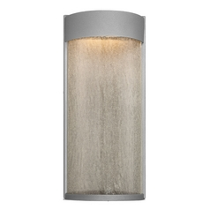 Modern Forms Rain Graphite LED Outdoor Wall Light