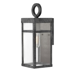 Edison Bulb Outdoor Wall Light Zinc 5.5-Inch by Hinkley Lighting