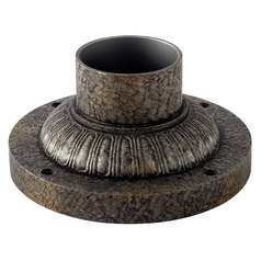 Hinkley Lighting Pier Mount in Black Granite Finish 1307BG