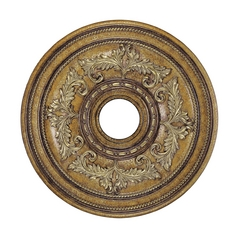 Livex Lighting Ceiling Medallions Venetian Patina Ceiling Medallion