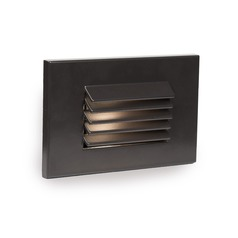 WAC Lighting Wac Landscape Bronze LED Recessed Step Light