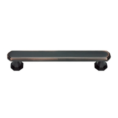 Atlas Homewares Modern Cabinet Pull in Venetian Bronze Finish 348-VB