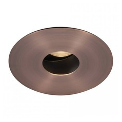 WAC Lighting Round Copper Bronze 3.5