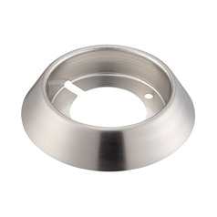 Alico Lighting Polaris Brushed Aluminum Recessed Accessory