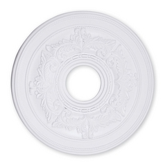 Livex Lighting Ceiling Medallions White Ceiling Medallion