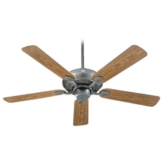 Quorum Lighting Adirondacks Patio Toasted Sienna Ceiling Fan Without Light
