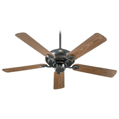 Quorum Lighting Adirondacks Patio Old World Ceiling Fan Without Light