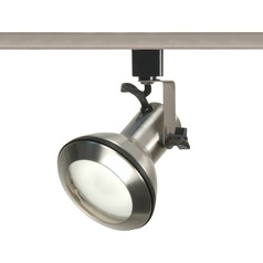 Nuvo Lighting Brushed Nickel Track Light for H-Track