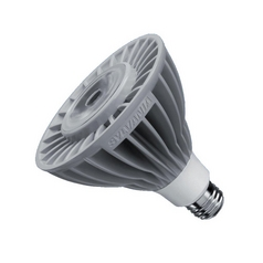 Sylvania Dimmable PAR38 LED Light Bulb (3000K) - 75-Watt Equivalent