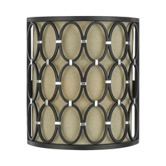 AF Lighting Oil Rubbed Bronze Sconce
