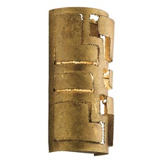 Mid-Century Modern Sconce Gold Shefali by Kichler Lighting