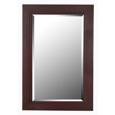 Woodley 28-Inch Mirror