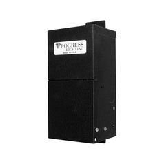 Progress Undercabinet Transformer in Black Finish