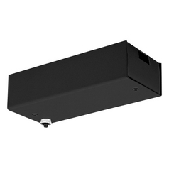 Juno Lighting Group Track and Rail Transformer in Black Finish TL547BL