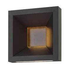Hinkley Lighting Plaza Bronze LED Outdoor Wall Light
