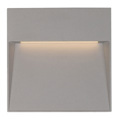 Modern Grey LED Outdoor Wall Light 3000K 1008LM