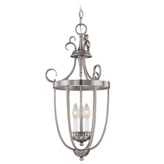 Savoy House Pewter Pendant Light