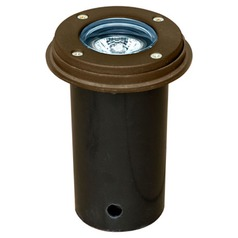 Bronze Cast Aluminum In-Ground Well Light