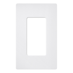 Single-gang Wallplate