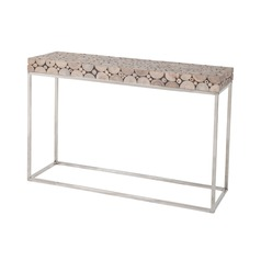 Sterling Terrene Console Table