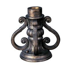 Maxim Lighting Maxim Oriental Bronze Pier Mount