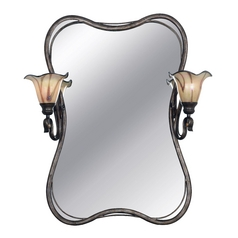 Inverness Rectangle 29-Inch Mirror