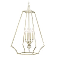 Capital Lighting Olivia Winter Gold Pendant Light