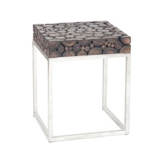 Sterling Terrene Accent Table