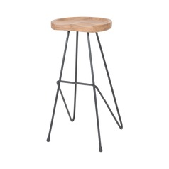 Sterling Backon Stool