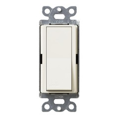 General Purpose Biscuit Paddle Light Switch
