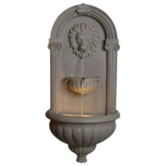 Kenroy Home Lighting Regal Coquina Outdoor Fountain