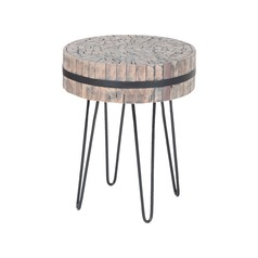 Sterling Nutela Accent Table