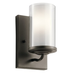 Transitional Sconce Olde Bronze Lorin by Kichler Lighting