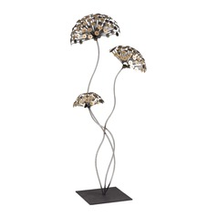 Dandelion Metal Sculpture