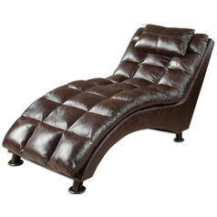 Uttermost Toren Tufted Chaise Lounge