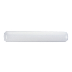 Bathroom Light with White Plastic Lens - 50-3/4-Inches Wide