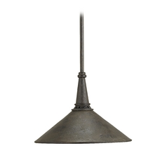 Pendant Light in Jerry Pair Black Finish