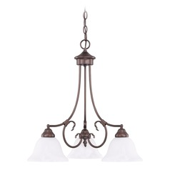 HomePlace Lighting Homeplace/hometown Bronze Chandelier