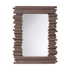 Stacked Rectangle 30.5-Inch Mirror