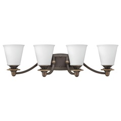 Hinkley Lighting Plymouth Olde Bronze Bathroom Light