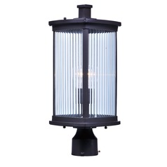 Maxim Lighting Terrace Bronze Post Light