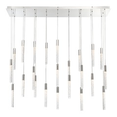 Magic LED Linear Chandelier