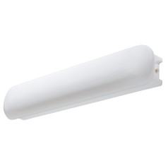 27-Inch Linear Fluorescent Bathroom Wall Light