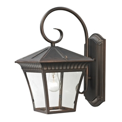 Cornerstone Lighting Ridgewood Hazelnut Bronze Outdoor Wall Light